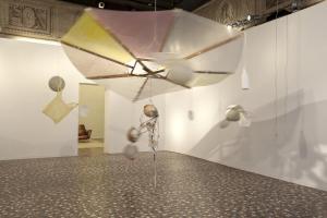 Interni e.., Silavno Tessarollo, 2011, installation view