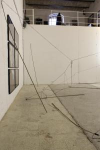 Michael Hoepfner, installation view, 2016