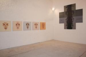 The Others, Sebastiano Mauri, 2014, installation view