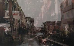 Double Esposure - Venice New York, Antoni Muntadas, 2009