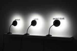 Mirar ver percibir, Antoni Muntadas, 2009