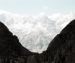 Mont Blanc, Just things, #010, 2014