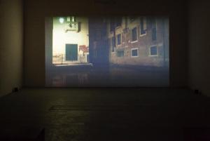 Derive Veneziane, Antoni Muntadas, frame da video, 2015
