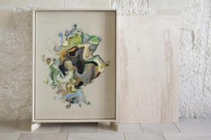 Senza titolo (Nuvola I) .-Untitled (Cloud I), 2014