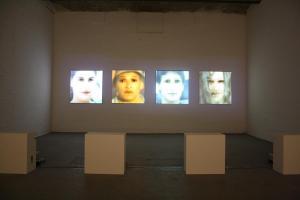 Shadow of Doubt, Sebastiano Mauri, 2013, installation view