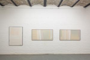Leggerissima e insieme forte, Riccardo Guarneri, 2016, installation view
