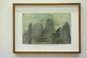 Twilight Horizons Dolomites, 1993, 34x25,5 cm