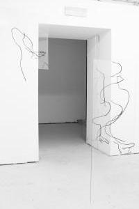 In between | Viewpoints, Matthew Attard, 2014, installation view prima sala