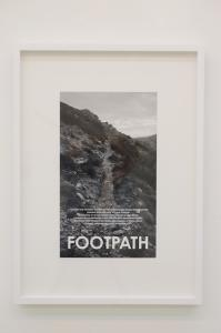 Foothpath, Sardegna, 2014