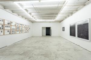 Dear Michael from Edgecombe to Qumalai, Antonio Rovaldi e Michael Hoepfner. Installation view prima sala