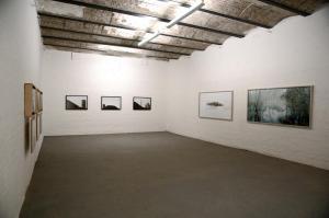 Immagine, Hamish Fulton, Mauro Ghiglione, Francesco Jodice, Andrea Morucchio, 2014, installation view