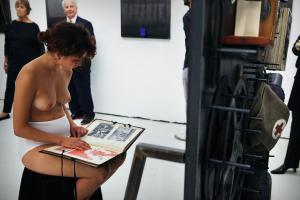 Pic Nic o Il Buon Soldato, Fabio mauri, performance e video