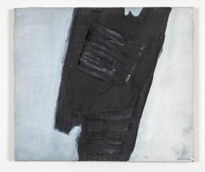 Momento di Inquietudine, 1961 30 x 35 cm
