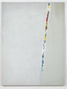 Senza Titolo, 1961 165 x 123 cm