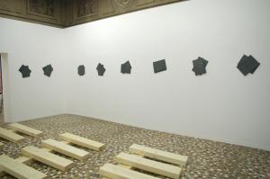 Double Slates, Richard Nonas
