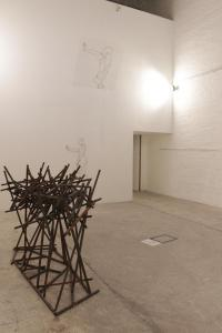 In between | Viewpoints, Rashad Alakbarov e Matthew Attard, 2014, installation view