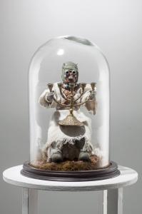 Senza Titolo, serie Gods vs Aliens, Sebastiano Mauri, 2013