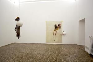 Interni e..., Silvano Tessarollo, 2011, installation view