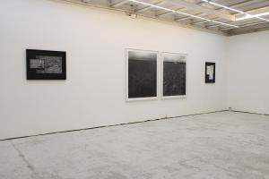 Michael Hoepfner, installation view prima sala