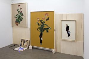 """Senza titolo con Collage (impersonale)"""", 2012-2014"""