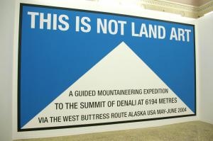 This Is Not Land Art, Hamish Fulton