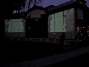 Omaggio a Chopin Serra dei Giardini della Biennale, Microclima in collaborazione con Galleria Michela Rizzo Venezia. 2011