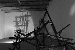 In between | Viewpoints, Rashad Alakbarov, 2014, installation view