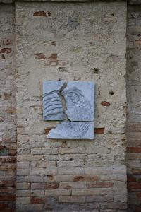 Marina, 2012, marmo ordinario di Carrara