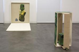 Senza titolo (Argilla) - Untitled (Clay), 2013-2015