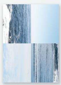 Vertical Horizon, 2015, 140 x 100 cm