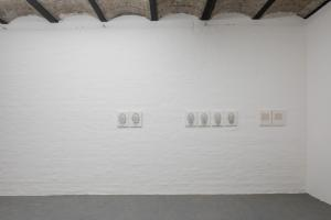 Anche OPALKA 1958 - 1965 _ 1 - ∞; Autoportrait; Installation View