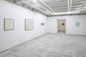Prima Sala, Installation View (Guarneri + Pozzi + Rampin)