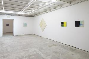 Prima Sala, Installation View (Guarneri + Rampin) I
