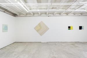 Prima Sala, Installation View (Guarneri + Rampin)