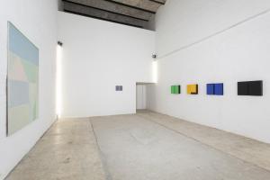 Seconda Sala, Installation View (Pozzi + Rampin)
