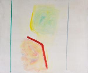 Senza titolo, 1964 125x150 cm