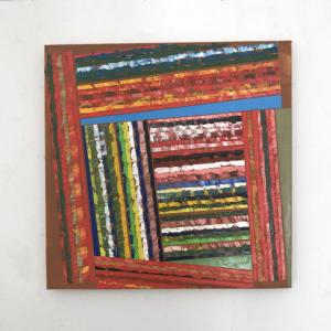 The Fourth Way, 2018, 34 x 34 cm