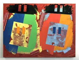 The Third Window, 2012, 122,3 x 162,7 cm