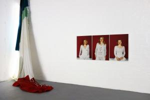 Together we stand!, Penzo + Fiore, installation view