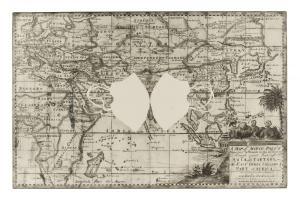 Andrea Mastrovito, La Diseducazione al Reale, L'ora di Geografia, 2021