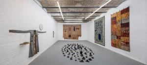 Maurizio Pellegrin - The Red, the Black and the Other - installation view 10