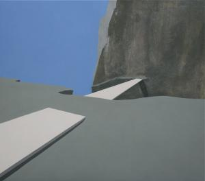 White bridge, 2010, 200x200
