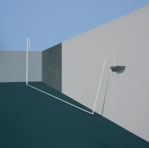 Crazy line, 2012, 160x160